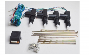 Kit complet universal pentru inchidere centralizata auto