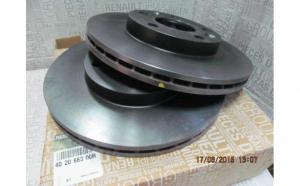 Set discuri frana Dacia Duster Originale 402066300R