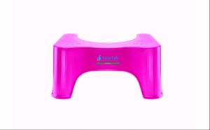 Scaunel wc impotriva constipatiei, roz