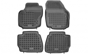 Covoare / Covorase / Presuri cauciuc stil tip tavita FORD Mondeo MKIV 06.2007-2014 - REZAW PLAST