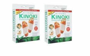 Set 40 plasturi Kinoki pentru detoxifierea organismului