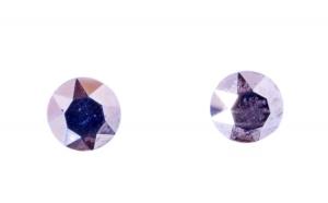 Cercei Xirius X1, Rose Gold, Argint 925, 6mm
