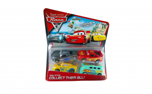 Set 4 masinute Cars