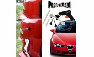 Aparat Pops-a-Dent pentru indreptat caroseria auto, la doar 38 RON in loc de 75 RON