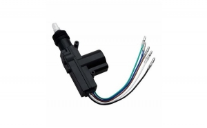 Actuator auto universal cu 5 fire pentru inchidere centralizata + accesorii instalare, model MM05