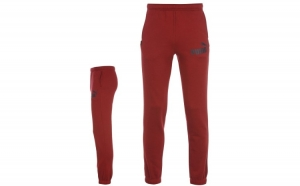 Pantaloni de trening din bumbac ORIGINALI Puma, la doar 169 RON redusi de la 380 RON