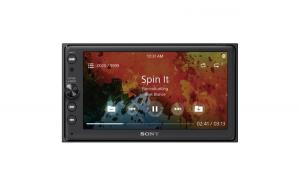"Sistem multimedia receiver auto Sony XAV-AX100, 4 x 55 W, Ecran Tactil 6.4"", USB, Bluetooth, ANDROID 2 DIN"