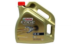 Ulei motor CASTROL EDGE Turbo Diesel