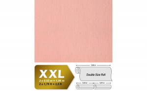 Tapet roz model unicolor cu finisaj mat 901-15