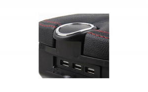 Cotiera auto universala cu USB-uri luxury Excellence