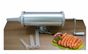 Masina de facut carnati sau lebar, capacitate 2,5 kg