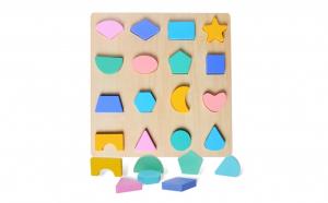 Puzzle lemn Montessori