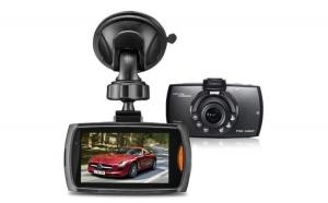 "Camera auto DVR Novatek, G30 Full HD, unghi 170, ecran LCD 2,7"", NightVision, senzor miscare, pornire automata, Meniu limba romana"