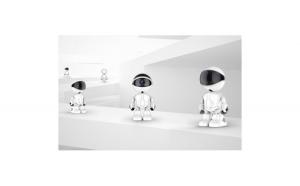 Camera Ip Robot Fredi Techstar® Cloud