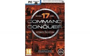 Joc Command Conquer Ultimate Collection Origin Key pentru Calculator