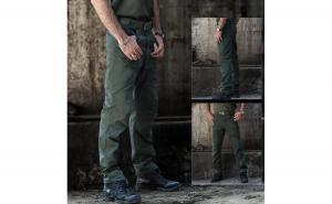 Pantaloni indestructibili impermeabili