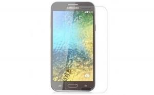 Folie Sticla Samsung Galaxy E5 Flippy Transparent