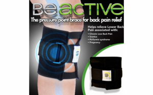 Sistemul de presopunctura Be Active- pentru durerile de spate si picioare