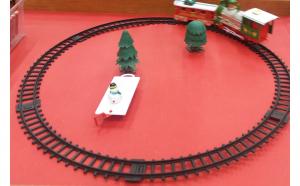 Trenulet de Craciun