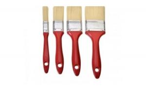 Set 10 pensule pentru zugravit/vopsit