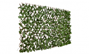 2 x Gard decorativ artificial 1 x 3 m extensibil latime, cadou ghirlanda