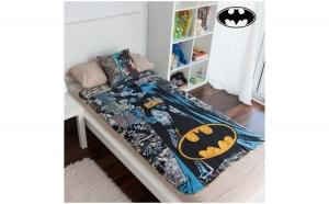 Set de patura si perna Batman, la doar 89 RON