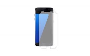 Folie de protectie display Clasic Smart Protection Samsung Galaxy S7 Edge tip Spigen