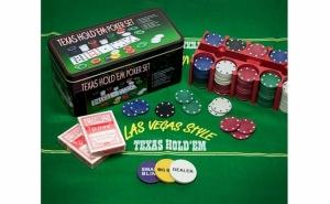 Set poker profesional - Texas Hold'em