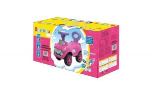 Masinuta fara pedale roz