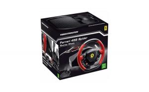 Joc Thrustmaster Ferrari 458 Spider Racing Wheel pentru XBOX One