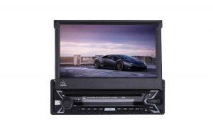 "Media Player 7"" cu touchscreen DVD, MP3,"