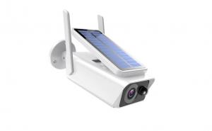 Camera supraveghere wireless, de exterior, full hd, cu panou solar