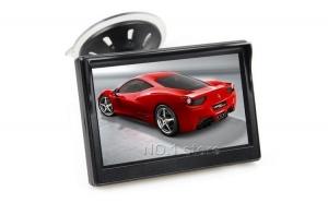 """Display auto LCD 4.3"""" cu ventuza pentru parbriz"""