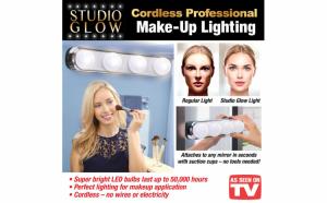 Lampa pentru machiaj Glow Studio