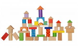 Set cuburi constructii pentru copii