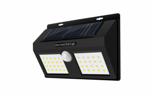 Lampa Led solara 1626A cu senzor