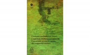 Cartea cunoasterilor, autor Constantin von Barloewen
