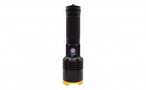 Lanterna LED cu zoom telescopic