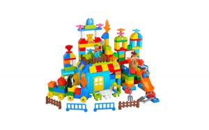 Set blocuri de constructie    Parcul