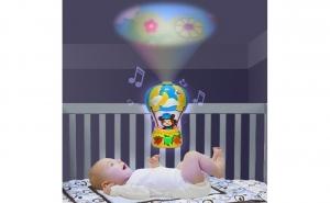 Proiector Muzical – Maimutica, Ziua copilului, Baietei