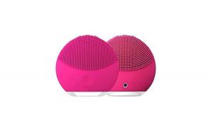 Dispozitiv de curatare faciala mini 2, Pearl Pink, 8000 oscilatii/minut, 8 viteze, Acumulator, hipoalergenic, Roz