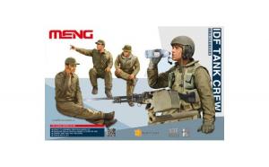 1:35 IDF Tank Crew - 4 figures 1:35