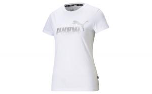 Tricou femei Puma Essentials Metallic