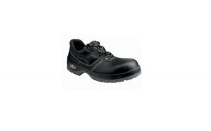 Pantofi de protectie piele, cu bombeu metalic, JET2 S1P SRC Delta Plus, marimea 41 Black Friday Romania 2017