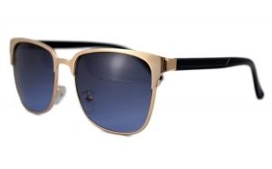 Ochelari de soare Passenger 2 Bleumarin degrade - Auriu
