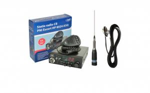Pachet statie PNI Escort 12-24V Antena
