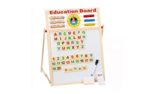 Tabla educativa din lemn