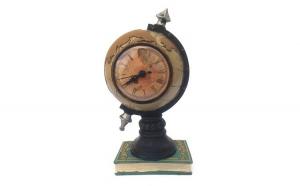 Glob pamantesc cu ceas 12x21 cm