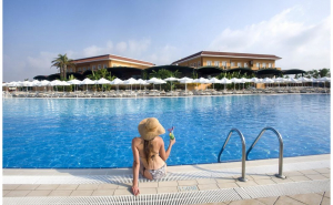 Early Booking Turcia - Belek - Cazare 7 nopti cu all inclusive, transport cu avionul - Hotel Crystal Paraiso Verde Resort & Spa 5*