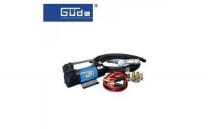 Pompa transfer combustibil diesel cu acumulator 12 V 180 W 29 L min GUDE